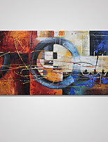 Stretched Canvas Print Abstract Modern Classic,One Panel Canvas Horizontal Print Wall Decor For Home Decoration