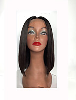 Straight Short Bob Wigs For Women Natural Hairline Lace Front Wig Glueless Full Lace Wigs With Large Stocks