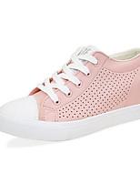 Women's Heels Spring Creepers Comfort Microfibre Casual