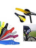 אופניים פגושי אופניים אופניים הילוך קבוע שחור אדום כחול לבן ירוק ורוד סגול סינטטי