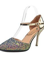 Femme-Extérieure Habillé Soirée & Evénement--Talon Aiguille-Confort Semelles Légères Chaussures formelles-Chaussures à Talons-Matières