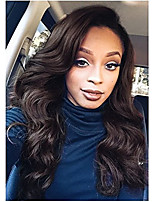 Hot Sale Body Wave Lace Wig Brazilian Virgin Hair Glueless Lace Front Wig with Baby Hair