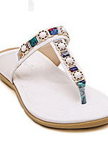 Women's Loafers & Slip-Ons Spring Light Soles Pigskin Casual