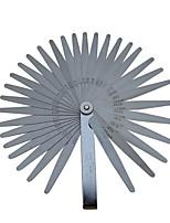 Большой измерительный щуп для определения точности стены 25 штук 0.041.00mm 428007 измерительный инструмент