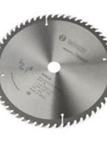 La lame de scie circulaire en alliage de 10 pouces bosch a 254 x t60 dents en bois coupé / 1 pièce
