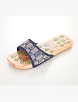 Women's Slippers & Flip-Flops Summer Slingback Rubber Casual Flat Heel Blue Green Red