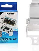 PS4 Phone Gaming Holder  180 Degree Android Phone Clip On Mount for PS4/PS4 Slim/PS4 Pro Controller