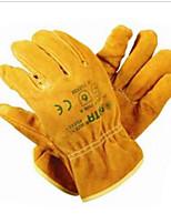 Gants étoile l gants de travail en cuir complet gants de protection industriels.