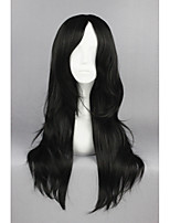 Naruto-Orochimaru Black Straight Anime 26inch Cosplay Wigs CS-162A