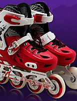 Damen Herrn Kinder Inline-Skates Polsterung Atmungsaktiv Wasserdicht Komfortabel Blau/Rote/Rosa