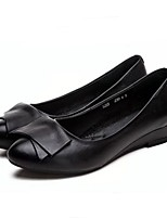 Women's Loafers & Slip-Ons Spring Summer Moccasin Nappa Leather Office & Career Dress Casual Low Heel Champagne Burgundy Black White