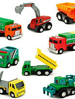 Construction Vehicle Vehicle Playsets Car Toys 1:10 Plastic Green Novelty & Gag Toys