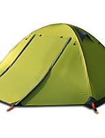 LYTOP/飞拓 1 personne Tente Double Tente pliable Une pièce Tente de camping Aluminium OxfordEtanche Respirabilité Résistant aux
