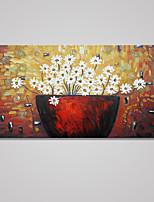 Estampados de Lonas Esticada Abstrato Moderno Clássico,1 Painel Tela Horizontal Impressão artística Decoração de Parede For Decoração