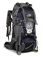 40 L Rucksack Klettern Freizeit Sport Camping & Wandern Regendicht Staubdicht Atmungsaktiv Multifunktions