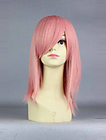 Cosplay Wigs Cosplay Cosplay Short Straight Anime Cosplay Wigs 45 CM Heat Resistant Fiber
