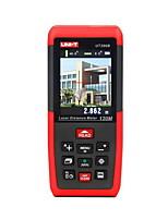 Uni-t® ut396b портативный цифровой 120m 635nm лазерный дальномер (1.5v aaa batteries)