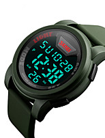 SKMEI 1218 Men's Woman Outdoor Sports Multi - Function Waterproof Sports Electronic Watches
