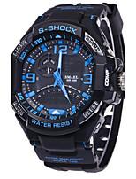 Hombre Reloj Deportivo Reloj Militar Reloj Smart Reloj de Moda Reloj de Pulsera DigitalLED Calendario Monitores para Fitnes Cronómetro