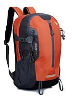 35 L sac à dos Escalade Sport de détente Camping & Randonnée Etanche Résistant à la poussière Respirable Multifonctionnel