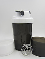1Pcs   Three Protein Powder Shaker Cups Sports Cup Spider Water Bottle Portable