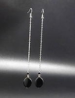 Earrings Set Jewelry Basic Design Wedding Party Halloween Daily Casual Alloy 1 pair Silver