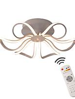 Montagem do Fluxo ,  Contemprâneo Pintura Característica for LED Designers AlumínioSala de Estar Quarto Sala de Jantar Cozinha Quarto de
