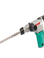 East Cheng DCA Hammer Axe Dual-Purpose Drilling Hole Chipped - Ff Electric Tool