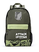 Unisex Canvas Nylon Sports Casual Outdoor Backpack All Seasons