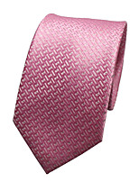Men's Business Casual  Polyester Silk Tie (7.5CM)