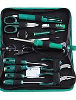 Sata 03710 Haushalt Handwerkzeuge Set 13 Stück elektronische Reparatur / 1 Satz