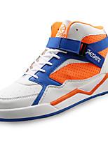 -Для мужчин-Для прогулок-Тюль-На плоской подошве-Удобная обувь-Кеды