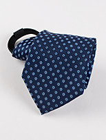 Dark blue and Convenient Professional Ties