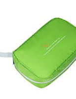 Luggage Organizer / Packing Organizer Toiletry Bag Portable for Travel StorageGreen