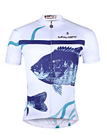 Breathable And Comfortable Paladin Summer Male Short Sleeve Cycling Jerseys DX744