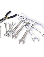 Stanley Werkzeugsatz doppelte offene Schraubenschlüssel 11 Stück lt-019-23