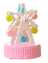 Music Box Circular Holiday Supplies Plastic Unisex