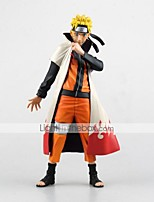 Anime Action Figures Inspired by Naruto Naruto Uzumaki PVC 25 CM Model Toys Doll Toy 1pc