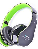 At-bt809 drahtloser bluetooth Kopfhörerkopfhörer Ohrhörer Stereolithographie freihändiger Kopfhörer mit mic Mikrofon für iphone galaxie
