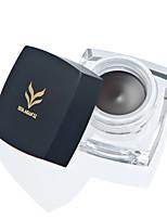 Lápices de Ojos Bálsamo Húmedo Gloss colorido Cobertura Larga Duración Natural Impermeable Ojos 12