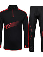 Unisex Soccer Tracksuit Breathable Comfortable Spring Summer Fall/Autumn Winter Classic Polyester Football/Soccer