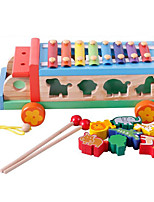 Конструкторы Обучающая игрушка Для получения подарка Конструкторы Автобус Дерево 2-4 года 5-7 лет Игрушки