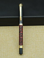 Pen Pen Fountain Pens PenMetal Barrel Random Colors Ink Colors For School Supplies Office Supplies Pack of  Random Colors