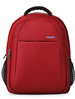 Hosen hs-360 15 polegadas laptop saco unisex nylon impermeável respirável pacote de negócios saco de ombro para computador ipad e tablet