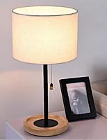 60 Moderne / Contemporain Lampe de Table , Fonctionnalité pour Protection des Yeux , avec Autre Utilisation Interrupteur ON/OFF