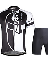 Paladin Sport Men  Cycling Jersey  Shorts Suit DT746