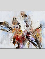 Oil Paintings Abstract Style Canvas Material With Wooden Stretcher Ready To Hang Size55*85CM.