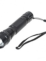 WF-501B 600 Lumens 1 Mode 7W LED 18650 Flashlight Torch Light