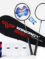 Badminton Rackets Wearproof Durable Ferroalloy 1 PCS for