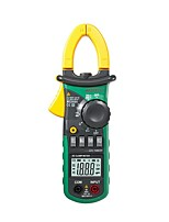 Huayi Instrument 1999 Shows Digital Clamp Meter MS2008A